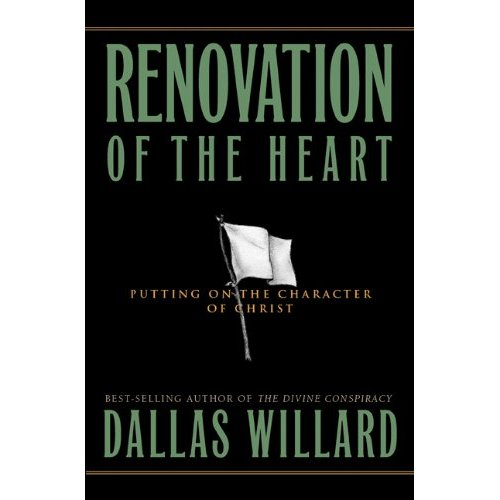 Book review renovation of the heart dallas willard for Renovation review