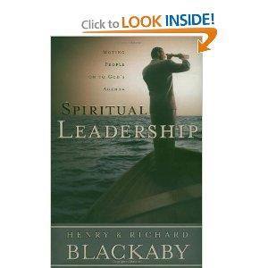 Book Review Spiritual Leadership Blackaby S Daniel Im