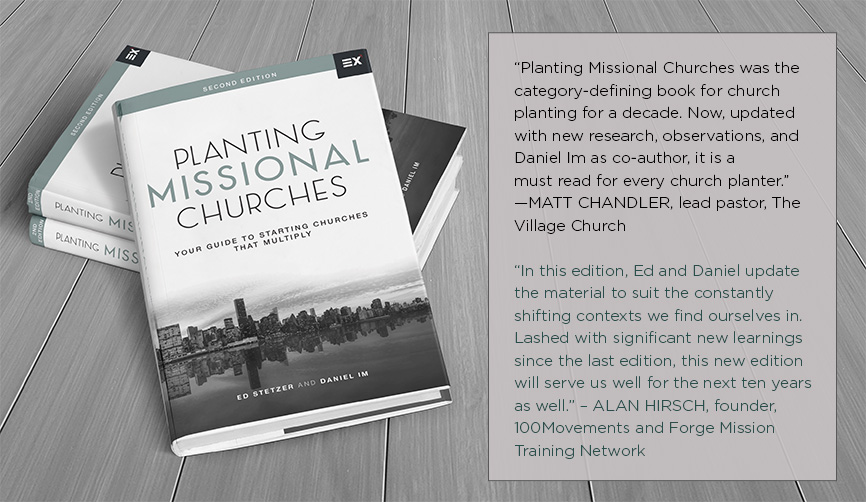 Planting Missional Churches Endorsements