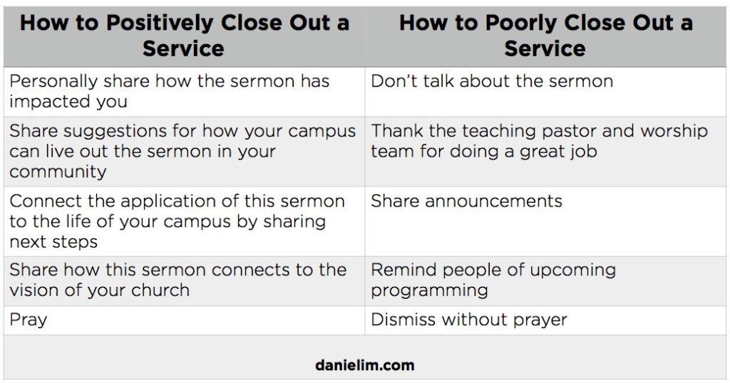 Closing out a service chart - danielim.com
